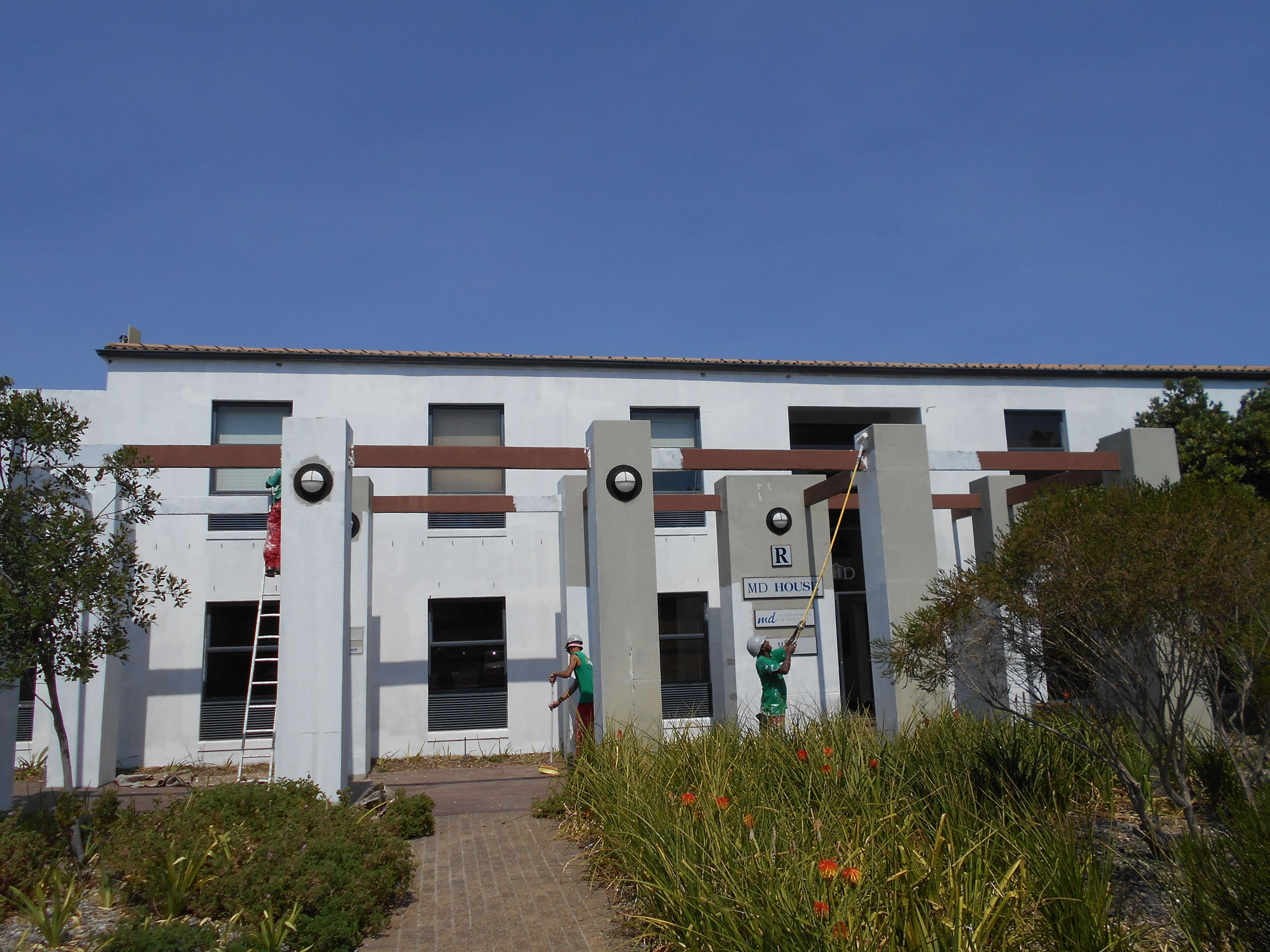 Indawo painting and waterproofing