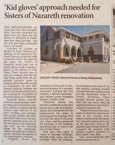Sisters of Nazareth Nazareth House