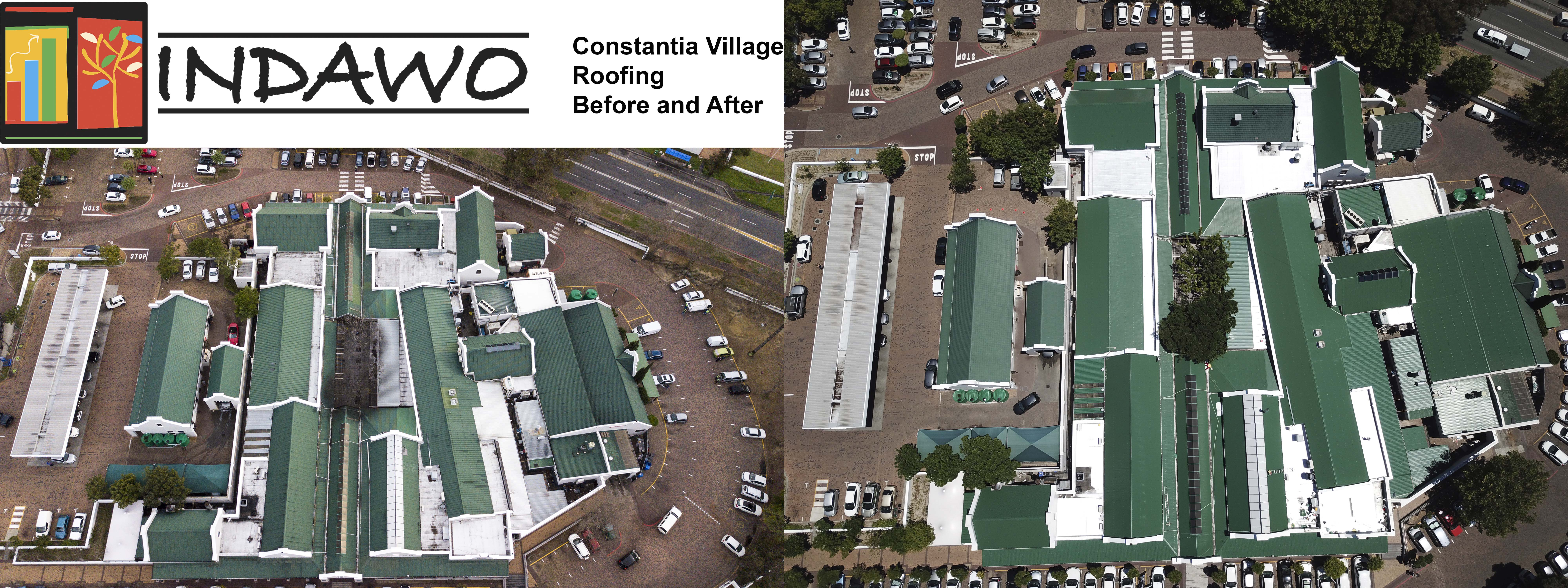 Roofing Cape Town, Constantia Shopping Centre, Constantia by Cape Town roofing contractors in Cape Town, Indawo