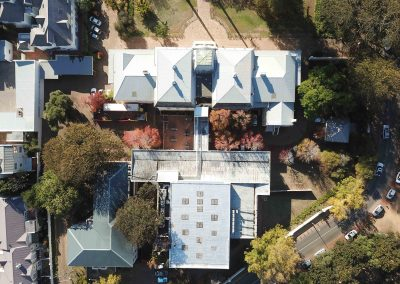 Kweekskool, University of Stellenbosch, Roofing in Cape Town