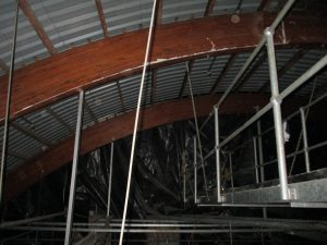 Asbestos roofing, roof replacement, asbestos removal, asbestos handling by roofing contractor in Cape Town, Indawo