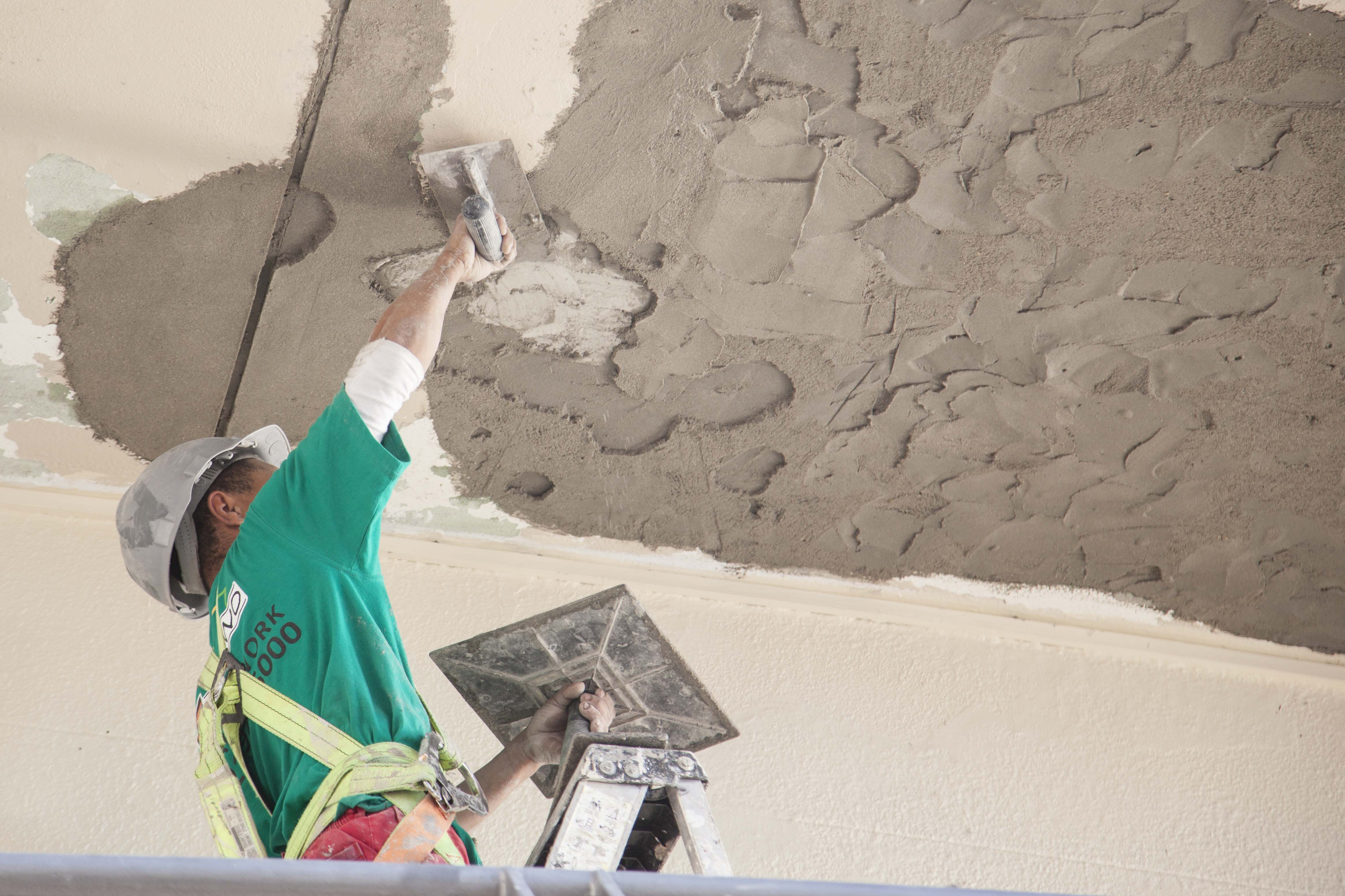 Spalling repairs by Indawo