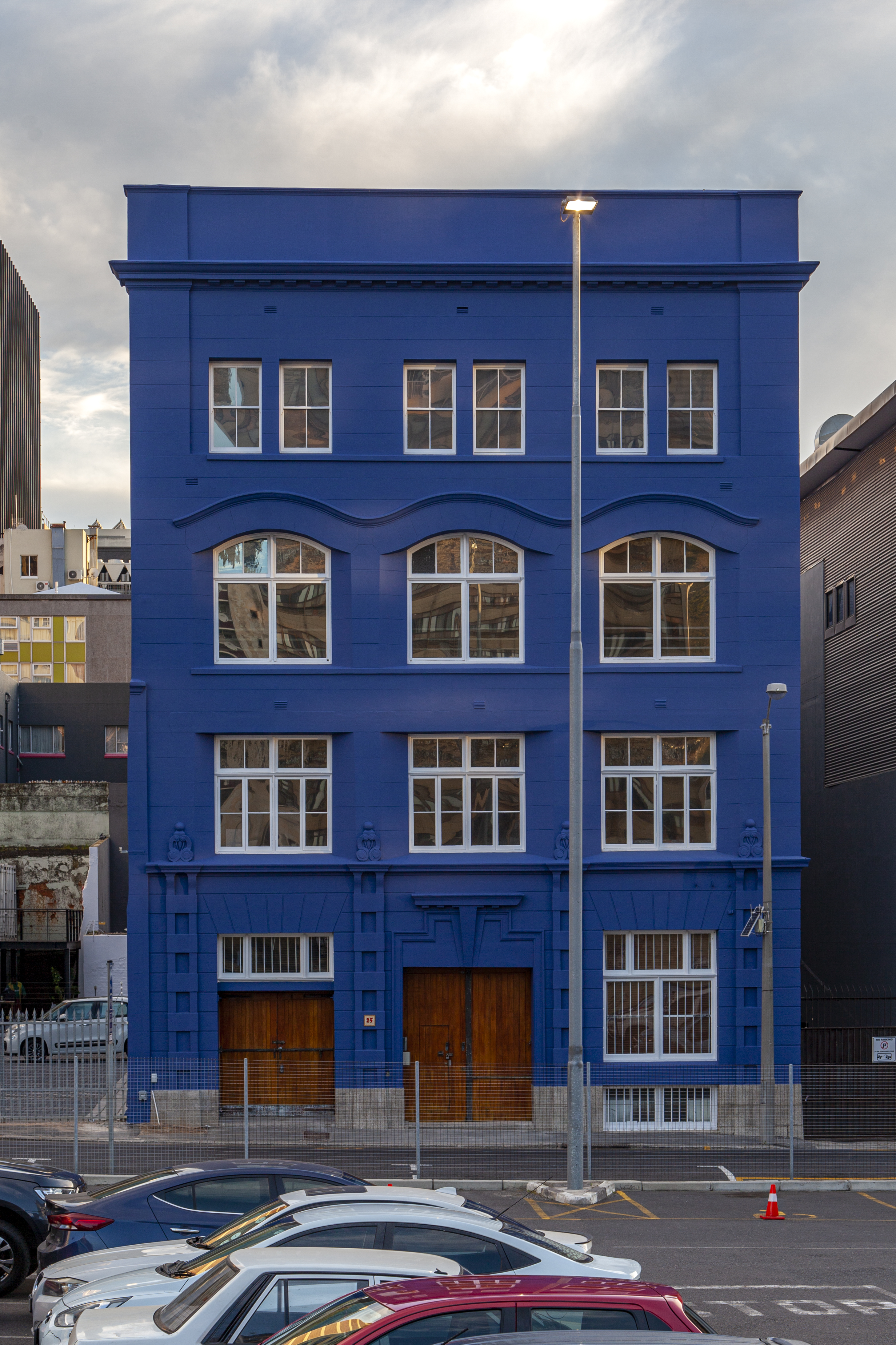 Union House redecoration/painting by Indawo, Cape Town