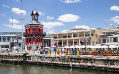 V&A Waterfront's Clock Tower featured in property360.com 10 July 2019