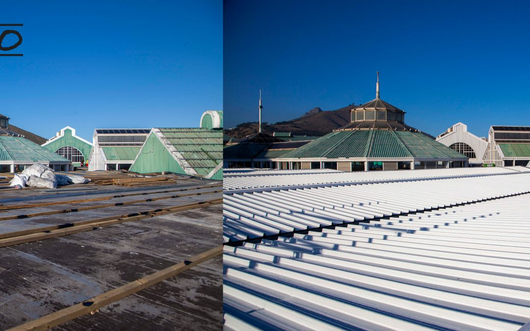roofing in Cape town