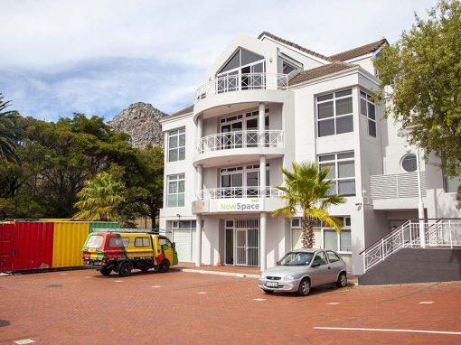 Westlake, Cape Town, external painting, water jetting, steelwork