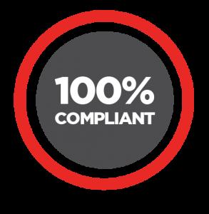 Indawo 100% COMPLIANT