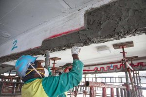 Structural repairs, spalling Cape Town by Indawo