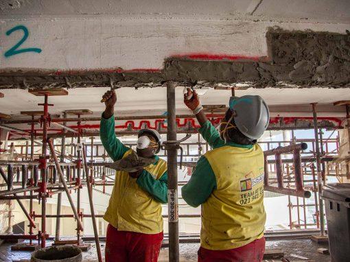 Atlantic Seaboard, Cape Town – Structural Repairs