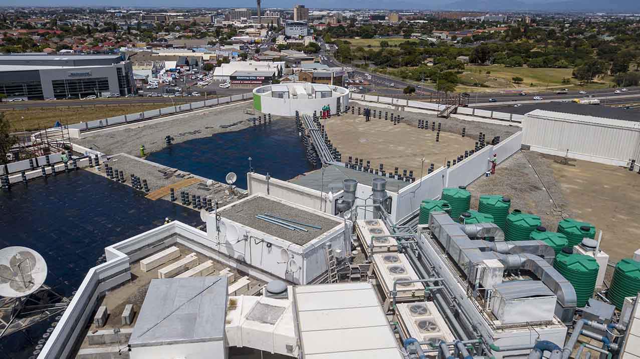 Roofing waterproofing Cape Town Western Cape