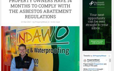 Asbestos Abatement Regulations Registered Asbestos Contractor
