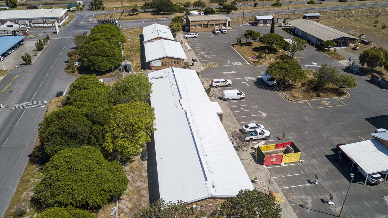 Asbestos roof removal cape town