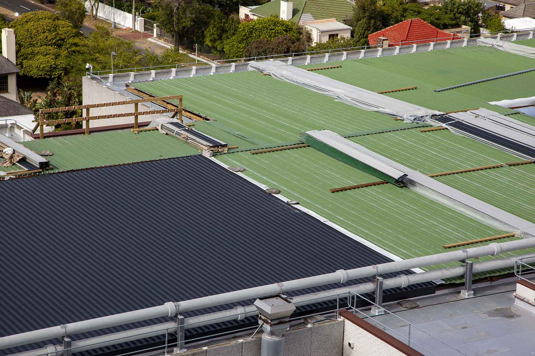 Cape Town roof replacement contractors