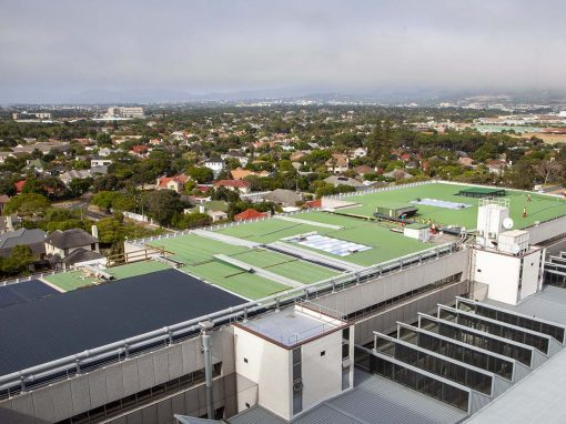 Old Mutual Pinelands, Roof Replacement