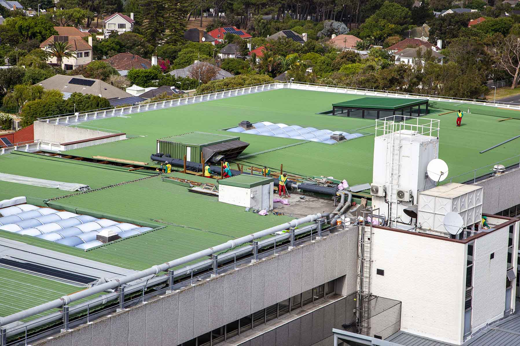 Roof replacement Cape Town Western Cape