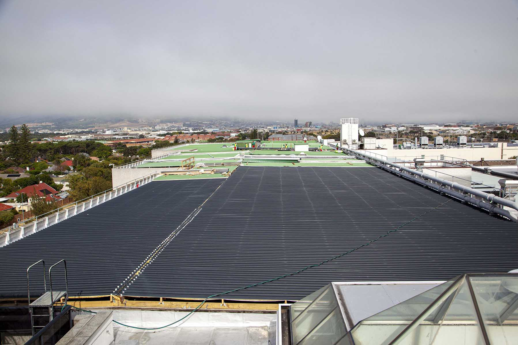 Roofing Cape Town contractors
