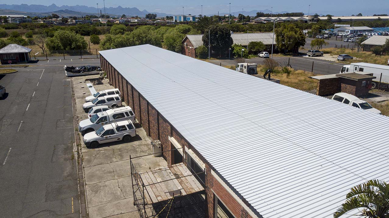 roof asbestos replacement cape town