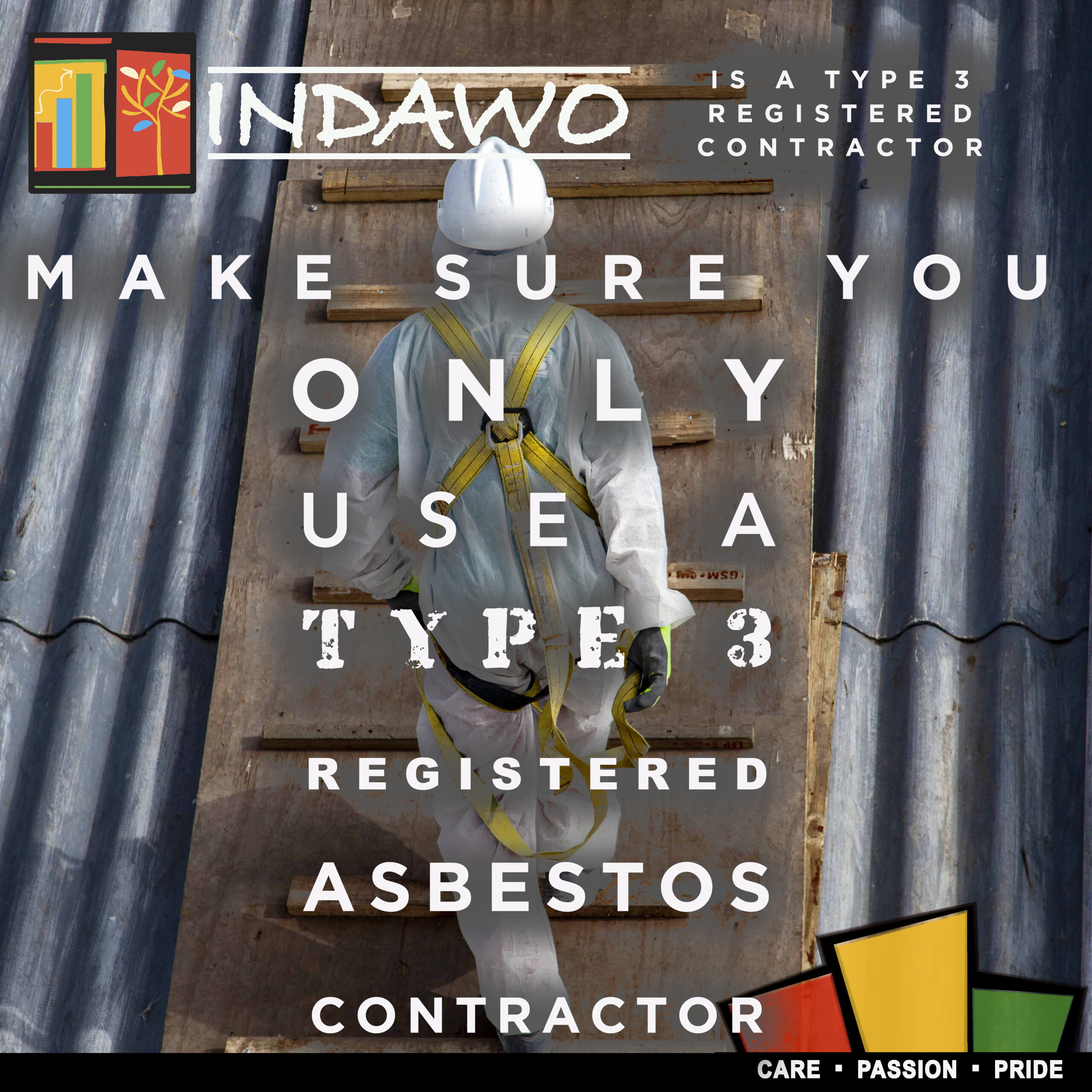TYPE 3 registered asbestos contractor Cape Town