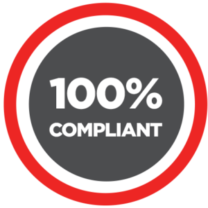 100% COMPLIANT WITH BIBC AND OHS