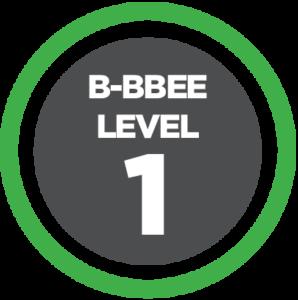 BBBEE LEVEL 1 CONTRACTOR