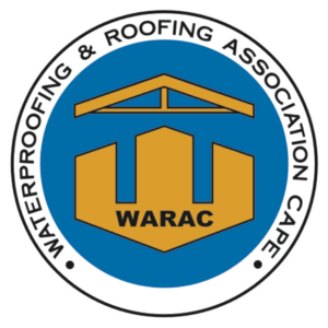 Waterproofing and Roofing Association Western Cape Indawo compliance